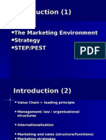 Step Analysis and Swot