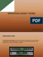 MEMORIAS (RAM Y ROM).pptx