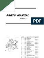 Linhai 550 Efi v Twin 4x4 Spare Parts