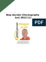 Step Choreography Juni 2013 (1)
