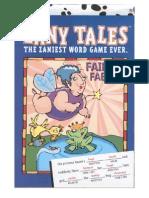 Mad Libs Zany Tales - Fairy Fables