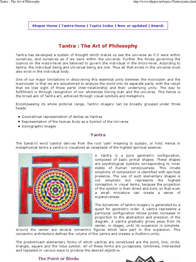 Kundalini Tantra The Art Of Philosophy Kundalini Tantra