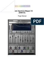 Dynamic Spectrum Mapper v2 Manual En
