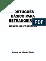 Portugues Basico Para Estrangeiros Manual Do Professor
