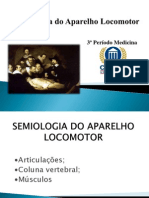 Aparelho Locomotor - Uniceuma