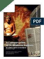 La conservación de la memoria humana. 3. Primeros sistemas escriturales