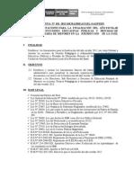 Directiva 051-2012 Normas y orientaciones finalizacion del año escolar 2012