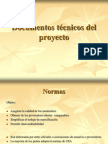 Documentos Tecnicos Del Proyect