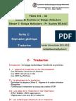 Traduction S4 2012
