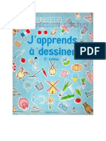 Dessin J'apprends à dessiner MS-GS-CP (Cahier 2) Syre MDI