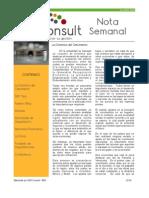 Nota Semanal 15-06-13