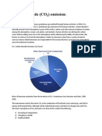major types of environmental degradations