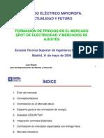 1 Formacion Precios Mercado Spot Electricidad y Mercado de Ajustes Juan Bogas