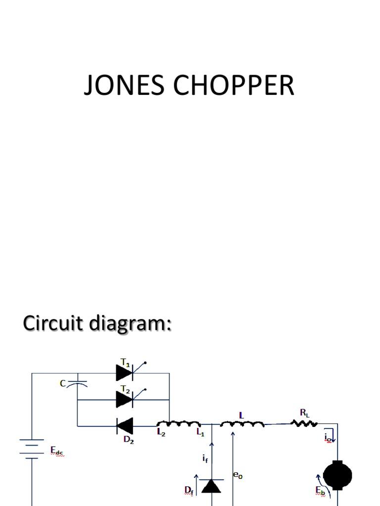 Enjoyable 45189679 Jones Chopper Pptx Capacitor Pn Junction Wiring Database Cominyuccorg