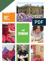 denman college brochure june2013-april 2014