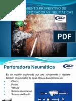 Mantenimiento Preventivo de Maquinas Perforadoras Neumaticas[1]