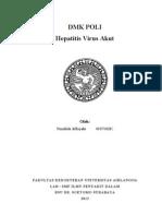 DMK Poli Hepatitis A