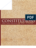 Constitutions of World by Robert L. Maddex