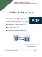 1. Diseno de Base de Datos
