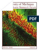 University of Michigan Undergraduate Research Journal Issue 6 / Winter 2009