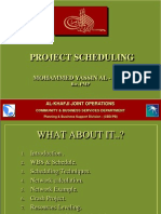 Project Scheduling26042007MM1