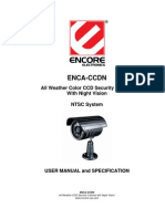 Camera Encore User Manual