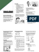 Pamflet Penyuluhan Trauma Listrik