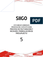 Cartilla 5 - Proceso de Facturacion y Recaudo Standar Version 6.1