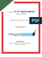 Bob Taylor - The Art of Improvisation(Whole 5 Volumes)