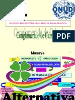 10 Fomento de Conglomerados Ccalzado Masaya