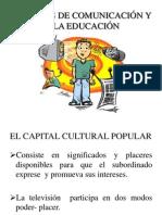 MEDIOS DE COMUNICACIÓN Y LA EDUCACIÓN (1)