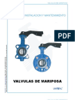 Valvulas Mariposa
