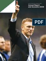 EFC Accounts 2007 2008