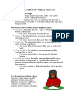 Expository+and+Narrative+Writing+Handout