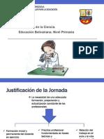 Enseñanza de la ciencia en primaria
