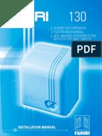 girri 130 installation manual
