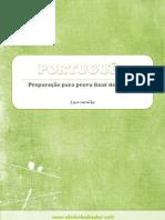 PREPARAÇÃO PARA PROVA FINAL DE PORTUGUÊS DO 2º CICLO
