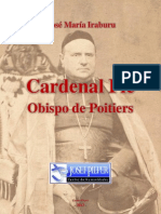 P. Iraburu - Cardenal Pie, Obispo de Poitiers