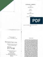 SNELL-MAEHLER (1980) Pindari Carmina Cum Fragmentis (Vols. I e II)