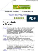 Pensando em Java, 3ª ed. Revisão 4.0_ 1_ Introdução a Objetos