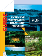Extensive Wastewater Treatment Processes