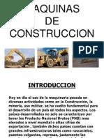 Maquinas de Construccion