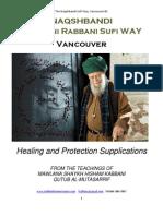 Healing and Protection Duas Feb 20131