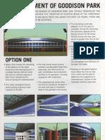 Goodison Redevelopment Options
