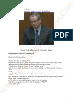 Jackson V AEGLive-Deputy Medical Examiner Dr. Christopher Rogers