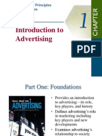 Advertising Principles  and Practices Chapter 1