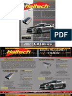 2009 Haltech Catalog