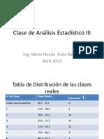 Clase de Análisis Estadístico III (1)