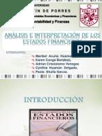 Finanzas, Analisis, Chana