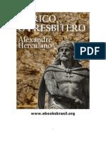 Alexandre Herculano - Eurico O Presbitero